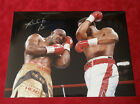 Evander Holyfield v Riddick Bowe signed by 1 could be 2!