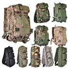 40L Waterproof Military Outdoor Tactical Camping Hiking Backpack Rucksacks Bag