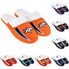 NFL Football 2013 Sherpa Slide Shoe Slippers - New! - Pick Your Team! $19.99 USD on eBay