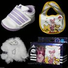 Adidas Disney Baby Girl Ortholite Gift Sets Casual Trainers Free Bib or Toy INC.