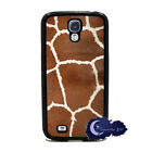 Giraffe Spots, Animal Print Case for Samsung Galaxy S4 SIV Cover