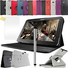 Stand Folio Case Cover for Kindle Fire HD 7 Samsung Galaxy Tab 2 7 10.1 Tablet