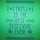 festivus ugly sweater party christmas funny fugly holiday contest humor t shirt