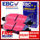 EBC FRONT BRAKE PADS MORGAN ROADSTER 3.0 04-12