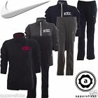 Nike Women's Full Zip Jogging Tracksuit Polyester Black Grey Navy Red 450684