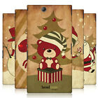 HEAD CASE DESIGNS CHRISTMAS CLASSICS CASE COVER FOR SONY XPERIA Z ULTRA C6802