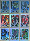 Star Wars Force Attax Series 3: Clone Wars Force Master Cards 225 - 240