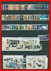 30 Complete Sets of Phosphor Commemorative's SG. 631p - 722p. MINT or USED