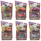 DISNEY CARS 2 LIGHTS AND SOUNDS DIECAST VEHICLES CHARACTER 1:55 SCALE GIFT TOY