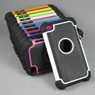 iMPACT RUGGED Case Heavy Duty Skin Defender Cover For Apple iPod Touch 4 4G 4th