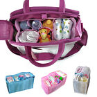 New Baby Diaper Nappy Storage Bag Case Outdoor Travel Tote Organizer Liner S/M/L