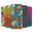 HEAD CASE DESIGNS VIVID SWIRLS CASE COVER FOR APPLE iPHONE 5 5S