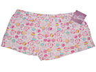 NEW DISNEY MARIA CAT ROSE CAKE COTTON SEXY MINI SHORT L