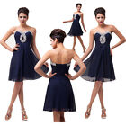 Sexy Short Party Gowns Evening Cocktail Ball Wedding Bridesmaid Homecoming Dress