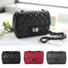 New Premium Lambskin Leather 2.55 Classic Quilted Mini Flap Bag Shoulder Handbag