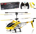 Authentic Syma S107G Phantom 3.5CH Mini Metal Remote Control RC Helicopter GYRO