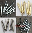 Hot sale Punk Stud Rivet Charms Beads For Fashion Basketball Wives Earrings