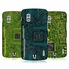 HEAD CASE DESIGNS CIRCUIT BOARDS CASE COVER FOR LG NEXUS 4 E960