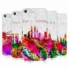 HEAD CASE DESIGNS WATERCOLOURED SKYLINE CASE COVER FOR APPLE iPHONE 5 5S