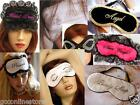 Beauty Sleep Silk Sleeping Eye Mask Large Collection of Various Styles