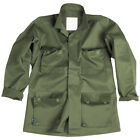 MIL-TEC TACTICAL BDU MILITARY COMBAT UNIFORM SHIRT MENS JACKET AIRSOFT TOP OLIVE