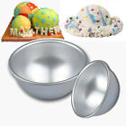 3 Sizes Bath Bomb 3D Ball Half Sphere Cake Pan Baking Decorating Tin Tools Mould