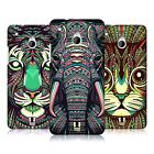 HEAD CASE DESIGNS ANIMAL FACES SERIES 2 CASE COVER FOR HTC ONE MINI