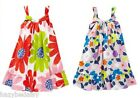 Mini Boden girls cotton flower print sun / beach dress  2 3 4 5 6 7 8 9 10