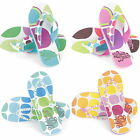 URBAN BEACH CIRCLES LADIES FLIP FLOPS 3,4,5,6,7,8 womens beach sandals, holiday