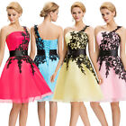 CHIC Short Evening Dress Homecoming Party Bridesmaid Gown Cocktail Prom Dresses