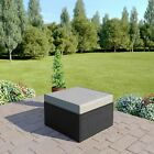 Rattan Modular Corner Sofa Set Garden Conservatory Furniture L Shape Outdoor