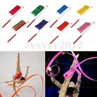 4M Colorful Gym Dance Ribbon Streamer Baton Twirling Rod Rhythmic Art Gymnastic