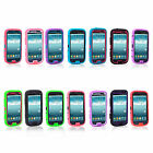 Multi Colors Silicone PC Phone Case FOR Samsung Galaxy S3 SIII i9300 Back Covers