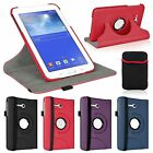 360 Rotating Leather Case Cover+Sleeve For Samsung Galaxy Tab 3 Lite 7.0 SM-T110