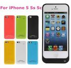 4200mAh External Battery Power Bank Backup Charger Case Cover For iPhone 5 5S