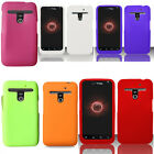 LG Revolution VS910 Esteem MS910 Rubber SILICONE Soft Gel Skin Case Phone Cover