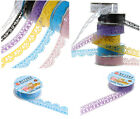 DIY Craft Lace Hollow Sticky Adhesive Tape Sticker Trim Gift Decorative