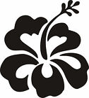 32 Hibiscus Flower Car Decal / Wall / Nursery Vinyl Stickers/Graphic - (Set 1)