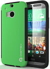 GHOSTEK® BLITZ SLIM THIN MATTE CASE COVER FOR HTC ONE M8 2014 AT&T T-MOBILE