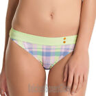 Freya Lingerie Totally Tartan Brief/Knickers Zest 1425 NEW Select Size