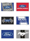"""Choose FORD Motor Company Theme 20 x 30"""" Starter Floor Mat Area Rug by Fan Mats"""