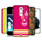 HEAD CASE DESIGNS MIX CHRISTMAS COLLECTION CASE COVER FOR LG G2 D802