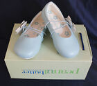 #335NEW TODDLER GIRL DRESS SHOES White/Blue/Pink 3-5 Years Old,Wedding/Party
