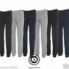 Nike Women's Cuffed Bottoms Trousers Pants Joggers Black Navy Grey All Sizes