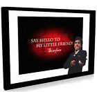Scarface Quote Canvas Art Print Picture All Sizes