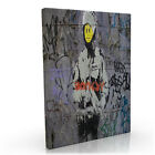 Banksy Happy Soldier Canvas Art Print Picture All Sizes