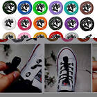 3mm Pair 1.2M Elastic Lock Stretch Laces Shoelaces Triathlon Running 18 Colors