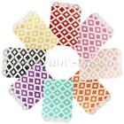 XMAS 25X Flower Honeycomb Paper Party Bags Snack Sweet Treat Favour Candy Buffet