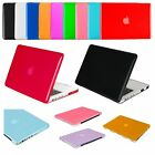 "Multi Color Crystallized Hard Case Cover for Apple Macbook Pro 13 13"" A1278"