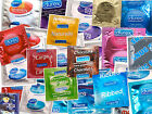 24 X PICK N MIX CONDOMS Variety - CE & KITE MARKED GENUINE Seller Go Experiment